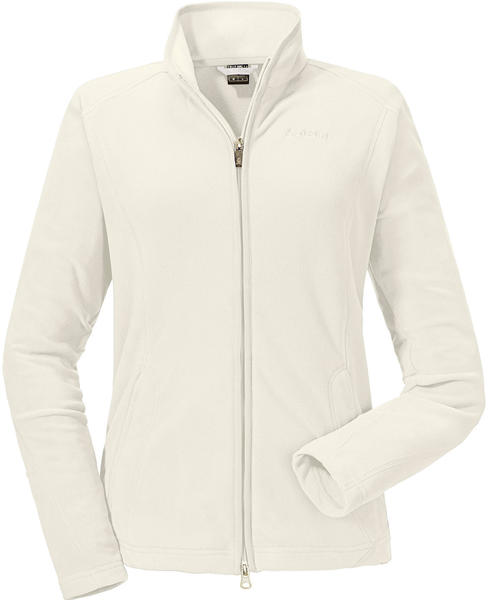 Schöffel Fleece Jacket Leona2 whisper white