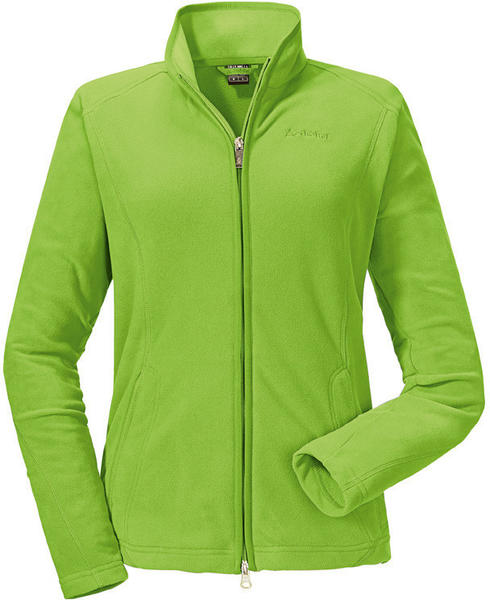 Schöffel Fleece Jacket Leona2 greenery