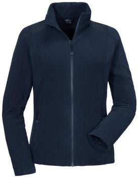 Schöffel ZipIn! Fleece Alyeska1 navy blazer