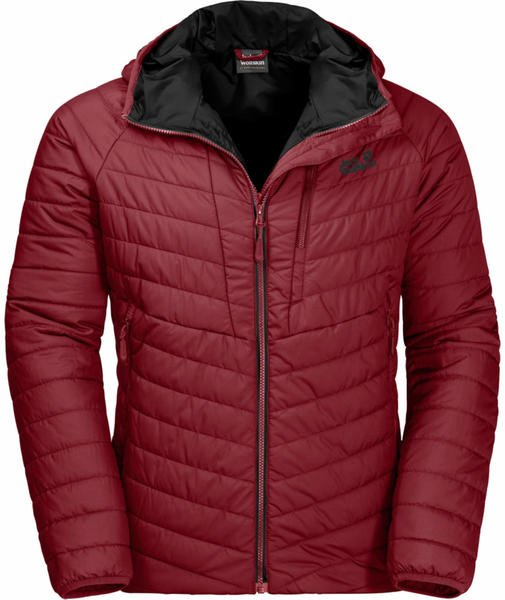 Jack Wolfskin Aero Trail Men (1204471) red maroon