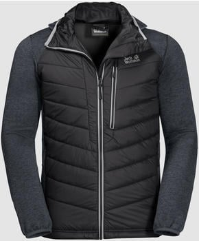 Jack Wolfskin Skyland Crossing Men Hybrid-Jacket black