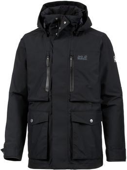Jack Wolfskin Bridgeport Bay Jacket Men Hardshell black