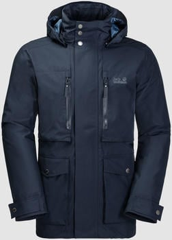 Jack Wolfskin Bridgeport Bay Jacket Men Hardshell night blue