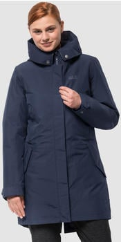 Jack Wolfskin Monterey Bay Coat Women midnight blue