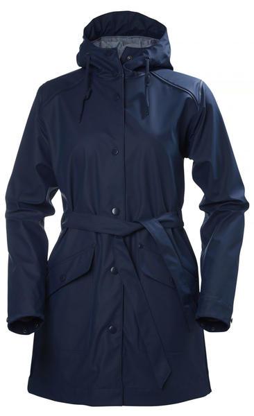 Helly Hansen Kirkwall Rain Coat W evening blue