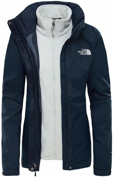 The North Face Damen Evolve II Triclimate urban navy/tin grey