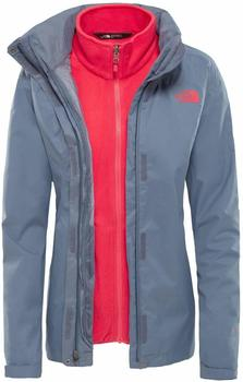 The North Face Women´s Evolve II Triclimate Jacket grisaille grey/atomic pink