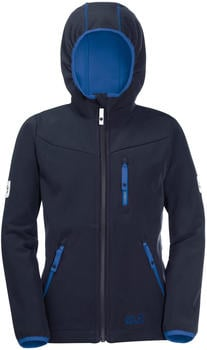 Jack Wolfskin Whirlwind Boys (1606352) night blue