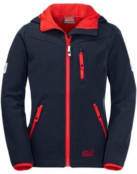 Jack Wolfskin Whirlwind Boys (1606352) night bluered