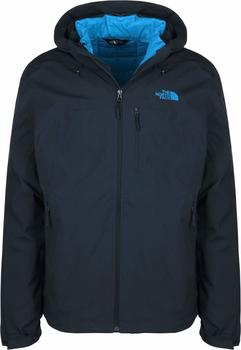 The North Face Men´s Thermoball Triclimate Jacket urban navy heather/hyper blue