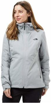 The North Face Women's Thermoball Triclimate Jacket light grey heather