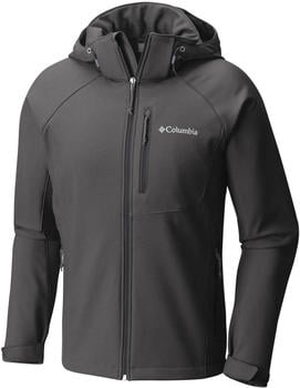 Columbia Cascade Ridge II Jacket Men charcoal heather