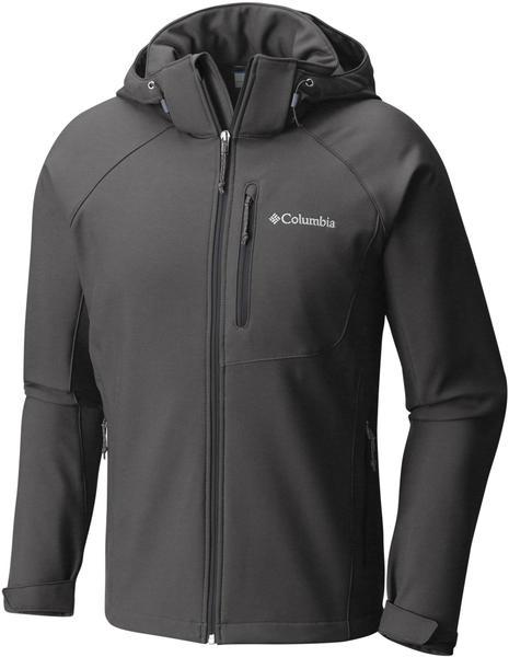 Columbia Cascade Ridge II Jacket Men charcoal heather