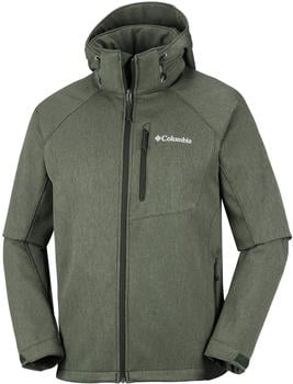 Columbia Cascade Ridge II Jacket Men peatmoss heather