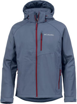 Columbia Cascade Ridge II Jacket Men dark mountain