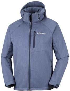Columbia Cascade Ridge II Jacket Men collegiate navy heather