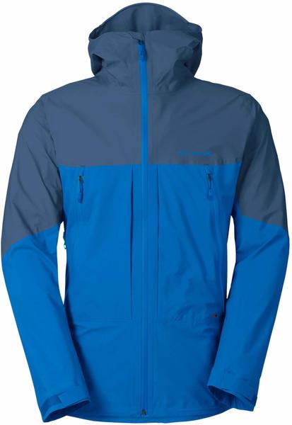 VAUDE Men's Croz 3L Jacket II radiate blue