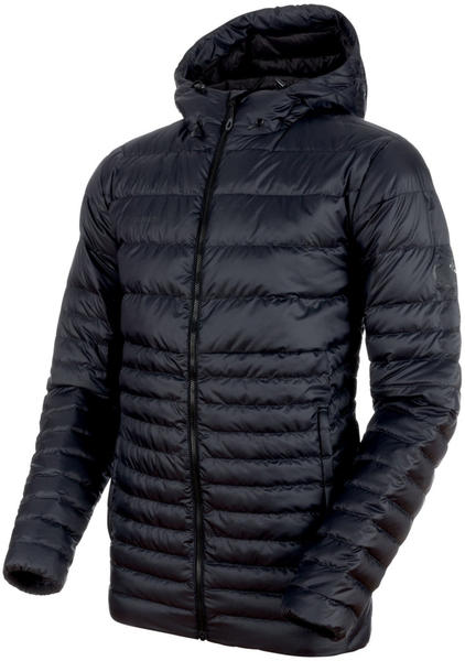 Mammut Convey hooded Jacket (1013-00370) black-phantom