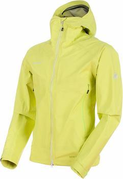 Mammut Meron Light HS Jacket Men canary