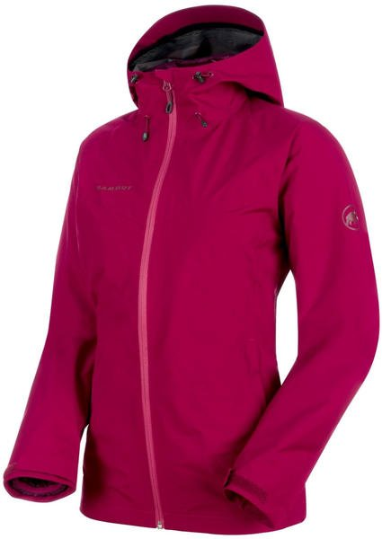 Mammut Convey 3in1 Hardshell Jacket Women (1010-26490) beet-grape