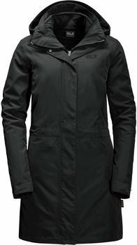 Jack Wolfskin Ottawa Coat black