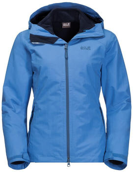 Jack Wolfskin Gotland 3in1 Women zircon blue