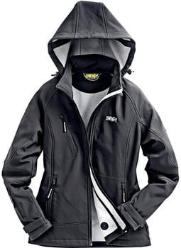 Owney Softshell Jacket Matu black