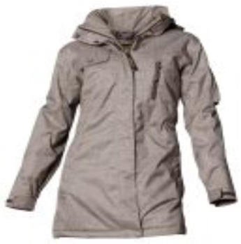 Owney Winterparka Arctic light brown