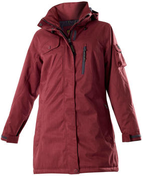Owney Winterparka Arctic dusty red