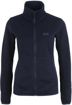 Jack Wolfskin ELK Lodge Jacket Women midnight blue