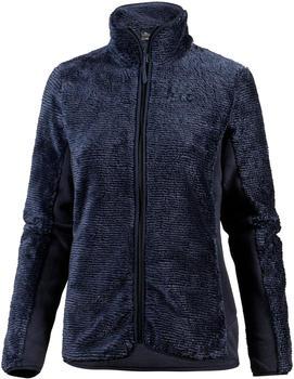 Jack Wolfskin Pine Leaf Jacket Women midnight blue stripes