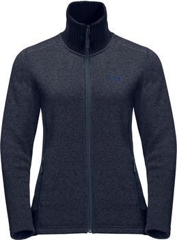 Jack Wolfskin Scandic Jacket Women midnight blue