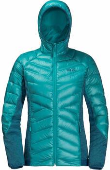 Jack Wolfskin Stratosphere Jacket Women aquamarine
