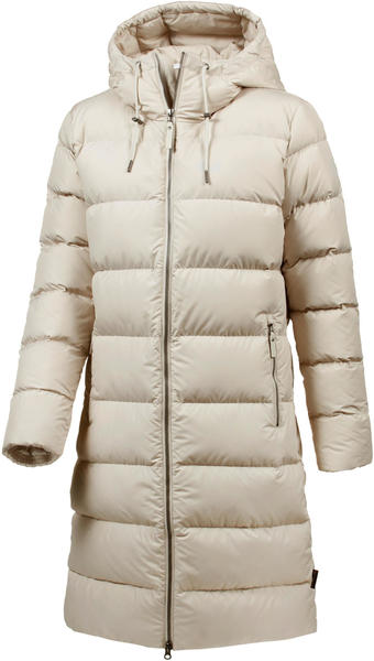Jack Wolfskin Crystal Palace Coat dusty grey