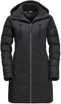 Jack Wolfskin Temple Hill Coat black