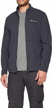 Berghaus Prism Micro Polartec Interactive Fleece Jacket Dark Grey