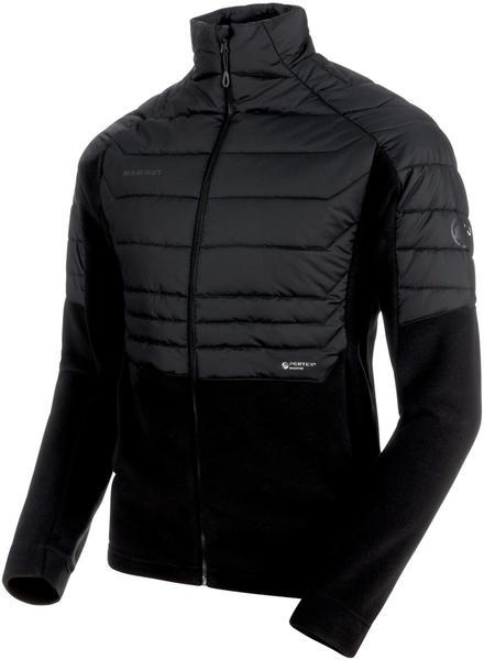 Mammut Innominata Hybrid Midlayer Jacket Men (2018) black