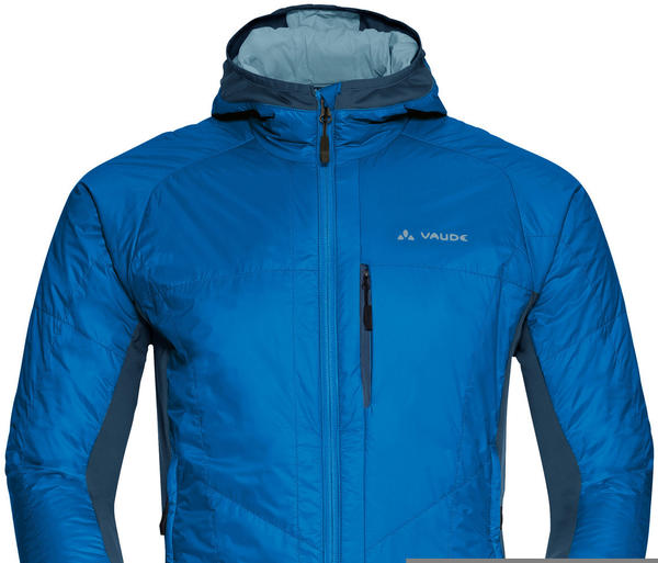 VAUDE Men's Sesvenna Jacket II radiate blue