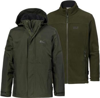 Jack Wolfskin Thorvald 3-in-1 Hardshell jacket Men