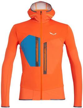 Salewa Pedroc 2 SW DST Jacket orange/pumpkin