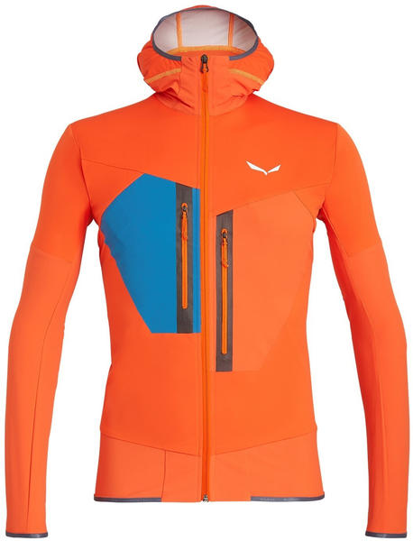 Salewa Pedroc 2 SW DST Jacket orange/pumpkin