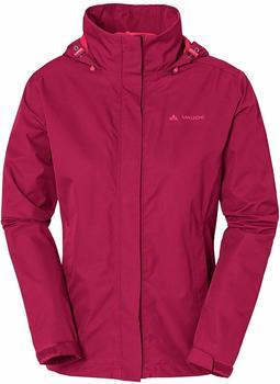 VAUDE Women's Escape Light Jacket crimson red