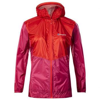 Berghaus Fast Hike Hardshell Jacket Pink/Red