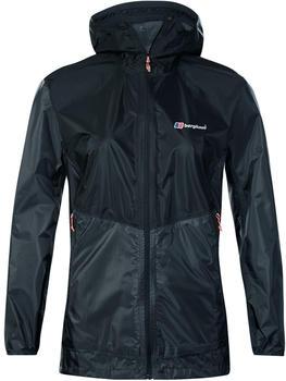 Berghaus Fast Hike Hardshell Jacket Black/Grey