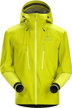 Arc´teryx Alpha AR Jacket Men´s Genepi Green