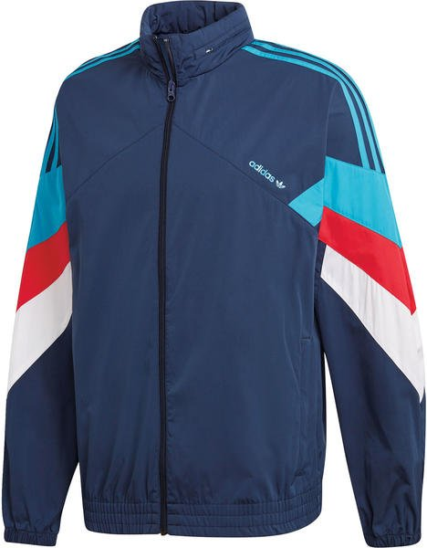 Adidas Palmeston Windbreaker collegiate navy/bold aqua(DJ3449)
