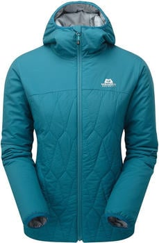 Mountain Equipment Transition Jacket Women tasman blue