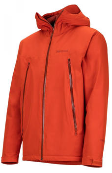 Marmot Solaris Men´s Waterproof Jacket Orange