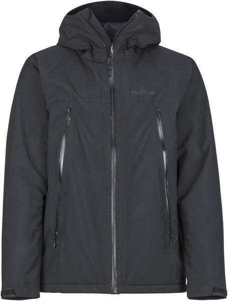 Marmot Solaris Men's Waterproof Jacket Black