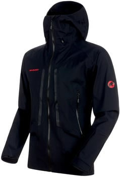 Mammut Masao HS Men's Hooded Jacket black